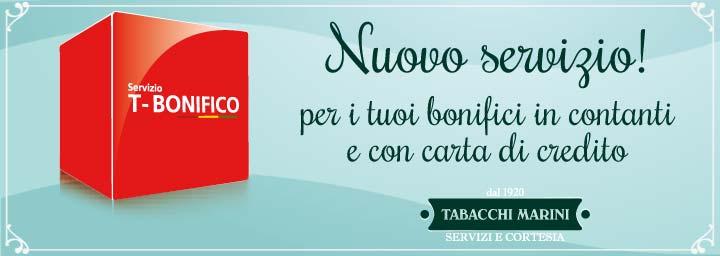 T Bonifico